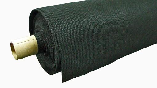 Агроволокно черное AGREEN, спанбод, 100 мкн, шир. 3,20м