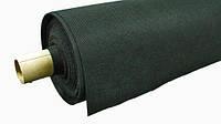 Агроволокно черное AGREEN, спанбод, 50 мкн, шир. 3,20м