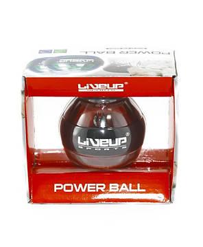 Кистевой тренажер со счетчиком POWER BALL LS3319, фото 2