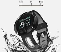 Умные часы Smart Watch DM58 Gray ip67 120 мАч