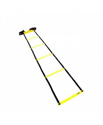 Координационная лесенка 4м AGILITY LADDER LS3671, фото 2