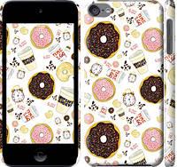 "Чехол на iPod Touch 6 Пончики 25 ""2404c-387-328"""
