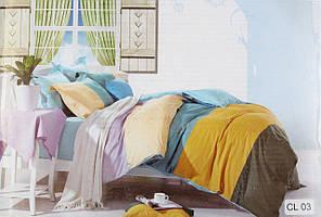 Комплект постельного белья Vie Nouvelle Classic Сатин  200х220 CL03