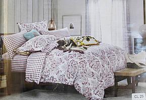 Комплект постельного белья Vie Nouvelle Classic Сатин  200х220 CL25