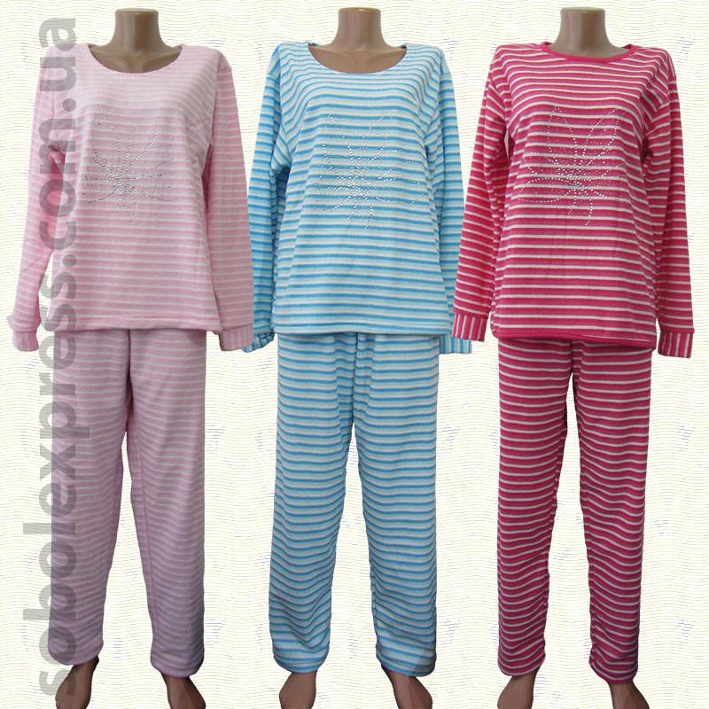 Пижама женская флисовая 8cef1f9b8e4fc