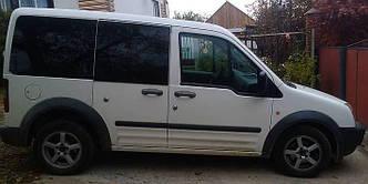 Передний салон, правое окно, короткая база Ford Transit (Tourneo) Connect 2003-2014