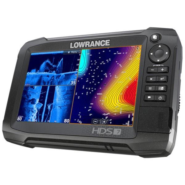 Эхолот Lowrance HDS-7 Carbon (без датчиков)
