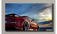 Картина на холсте Nissan (HAS-232)