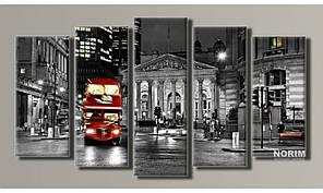 Модульная картина на холсте London