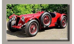 Картина на холсте Aston Martin 1939 (HAS-228)