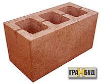 Блок строительный кирпичный