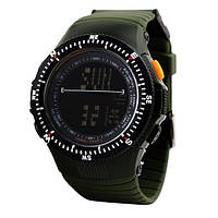Тактические, спортивные часы Skmei 0989, 5.11 Tactical Field Ops Watch, олива