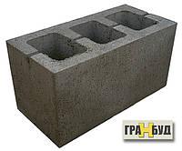 Блок строительный чёрный
