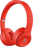 Беспроводные наушники Beats by Dr. Dre Solo 3 Wireless Citrus Red (MP162) ОРИГИНАЛ
