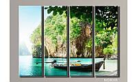 "Модульная картина на холсте ""Таиланд 2"" (HAF-039)"