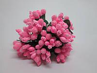 Декоративні тичинки, яскраво-рожевий