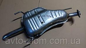 Глушитель Opel Zafira A, Опель Зафира А. 1.6 - 1.8 - 2.2i. 17.298.