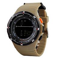 Тактические, спортивные часы Skmei 0989, 5.11 Tactical Field Ops Watch, тан