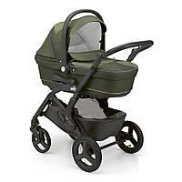 Детская универсальная коляска 3 в 1 CAM Dinamico Up Top Stone Зеленый