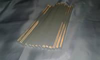 Клей силиконовый 10-11 мм на 27 см для термопистолета  прозрачный