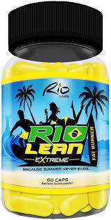 Revange Nutrition Rio Lean 60 caps