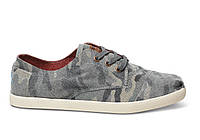 Мужские TOMS Green Camo Men's Paseos