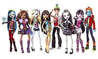 Куклы Монстер Хай Monster High( серии)