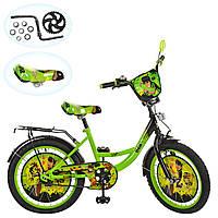 Велосипед подростковый Profi Ben 20