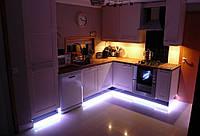 Светодиодная RGB лента (16-ти цветная)