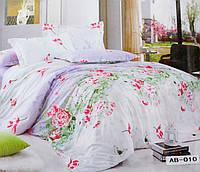 Комплект постельного белья Vie Nouvelle Classic Сатин  200х220 АВ-010, фото 1