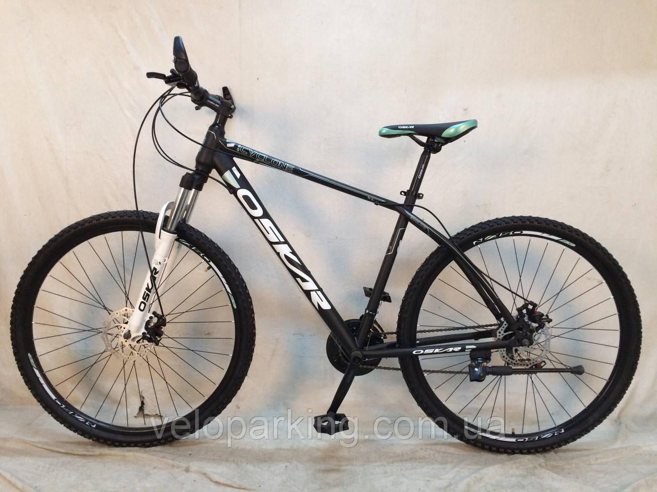 Горный велосипед найнер Oskar Cyclone 29 Steel (2018) new
