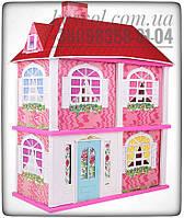 Домик-вилла для кукол (загородный домик Барби)