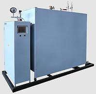 Парогенератор электрический, электропарогенератор. Установка производства пара 75-390 кВт