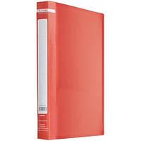 Папка Buromax BM.3161-05, А4, красный (Y)