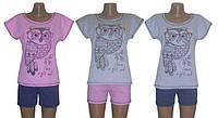 NEW! Молодежные женские пижамы на лето - серия Sova ТМ УКРТРИКОТАЖ уже в продаже!