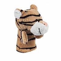 Кукла Goki для пальчикового театра Тигр (15125G-7)