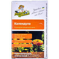 Лекарственный сбор Мудрый Травник Цветы Календулы пачка 40г