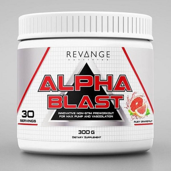 Revange Nutrition Alpha BLAST 300 g