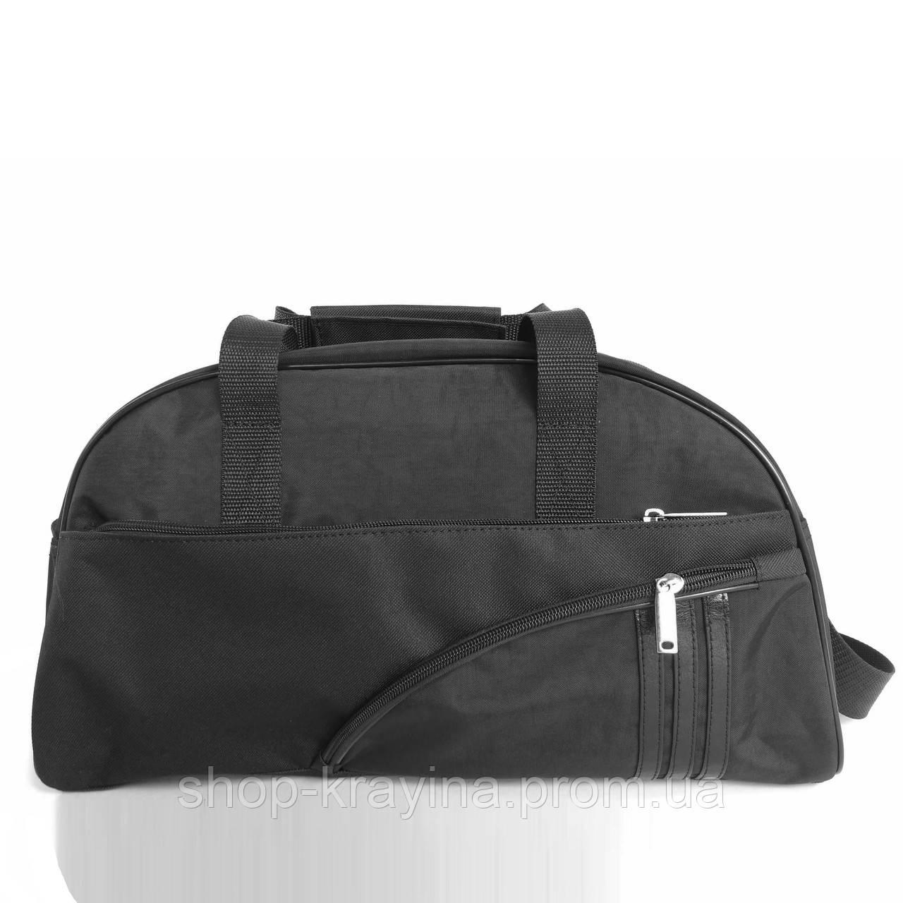 Женская сумка для спорта, 28*43*15 см, черн