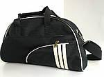 Жіноча сумка для спорту, 28*43*15 см, черн, фото 8