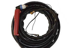 Плазмотрон к плазморезу СUT-100, Р-80 (5-ти метровый, с встроенной кнопкой)