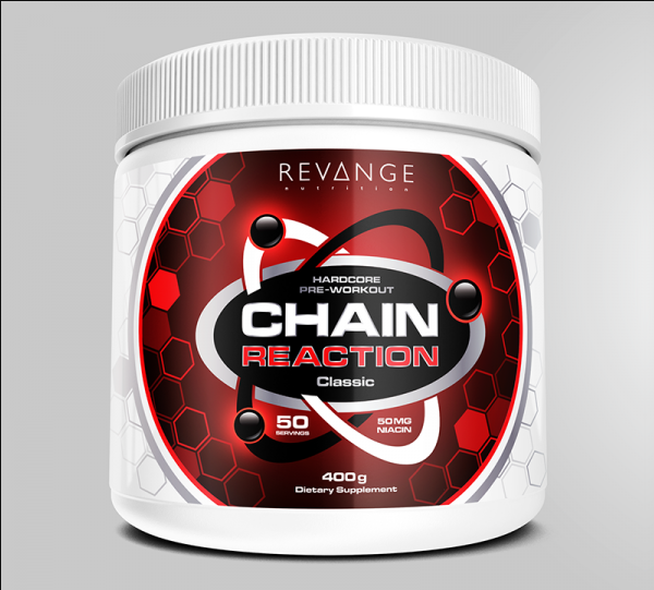 Revange Nutrition Chain Reaction CLASSIC 400g