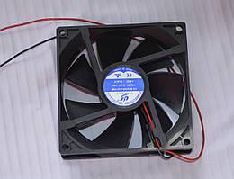 Вентилятор до зварювання 24V, 0.30 А (120 *120*38).