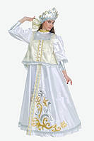Зима Боярская женский новогодний костюм, карнавальный костюм
