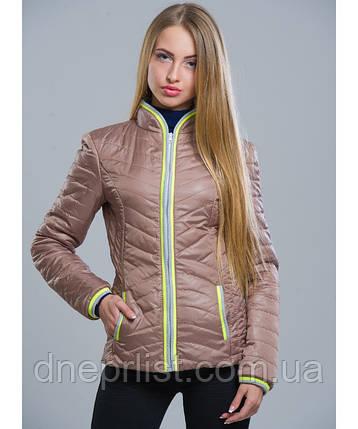 Куртка демісезонна жіноча № 7 (р. 42-50), фото 2