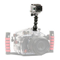 Гибкий арм для крепления GoPro к боксам Dslr