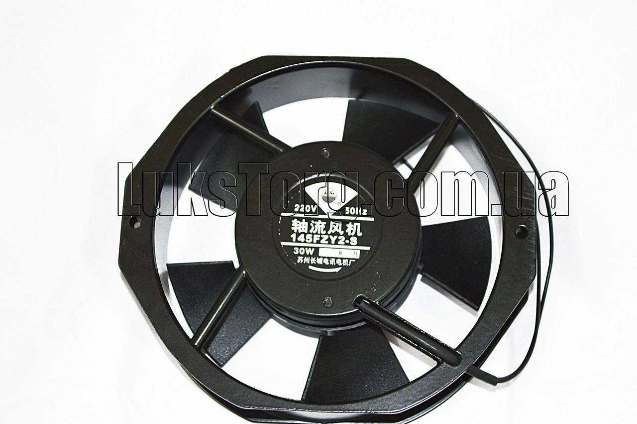 Вентилятор для сварочного оборудования FZY 145, 220V (172х152х39мм), 30 Ват/0,16Aмпер