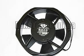 Вентилятор для зварювального обладнання FZY 145, 220V (172х152х39мм), 30 Ват/0,16 Ампер