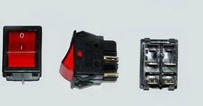 Зварювальний кнопка включення для зварювання (ММА) 6-ма клемах, 20ампер