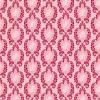 Ткань для рукоделия Tilda Vintage Ornament Pink, 480172